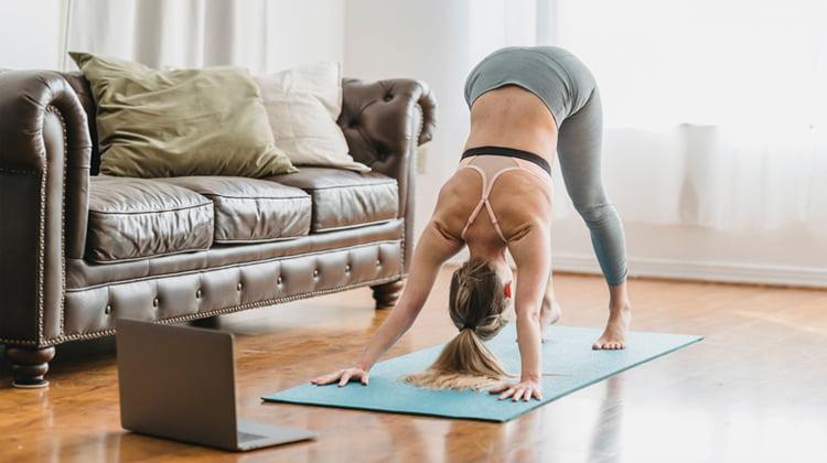 Online vadba v živo – september