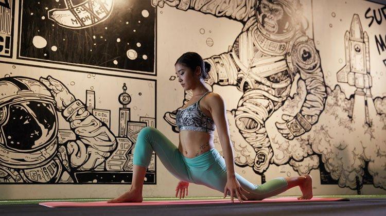 Vadba joge – oktober